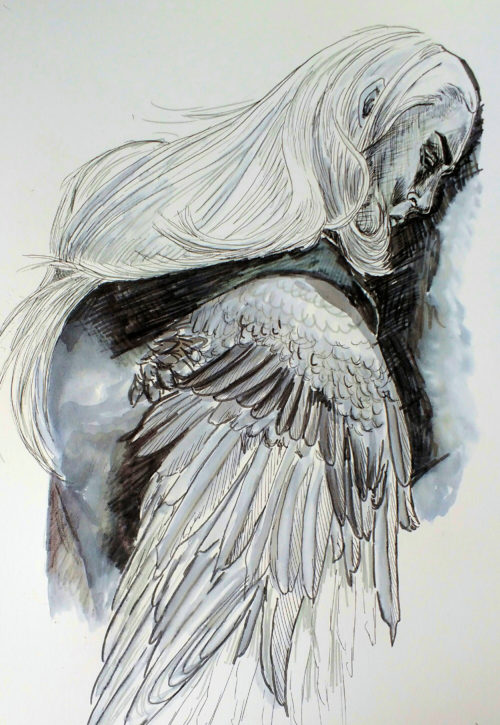 Another fallen angel